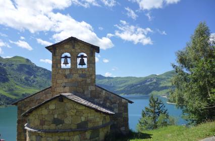 La chapelle du Cormet