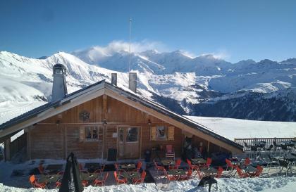 Restaurant d'altitude le Patafan