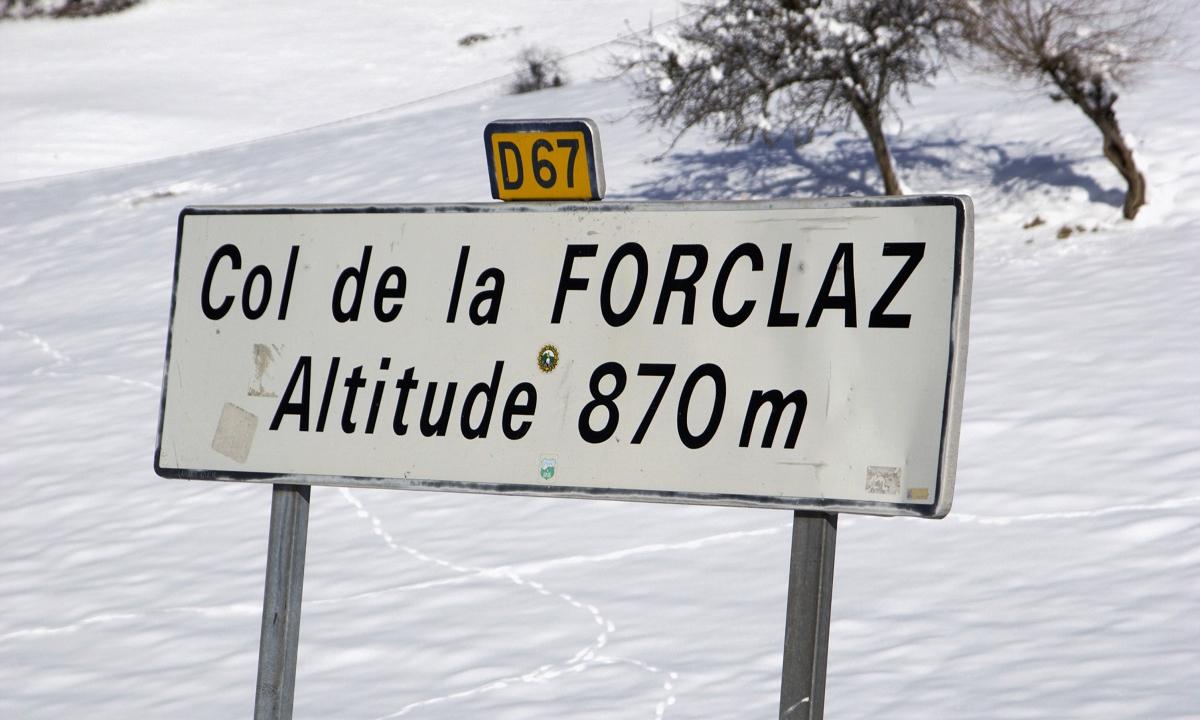 Col de la Forclaz