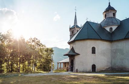 Sanctuaire Notre-Dame-de-la-Vie, St Martin de Belleville