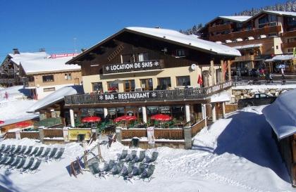 Restaurant Le Dava aux Saisies
