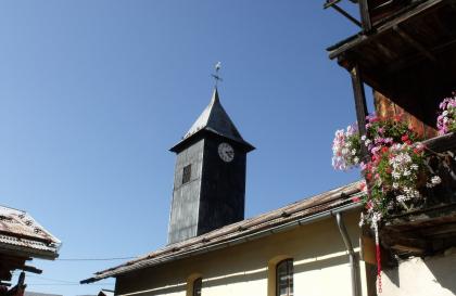 Chapelle du Bersend à Beaufort
