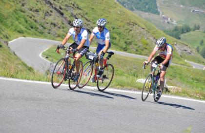 Tour du Mont-Blanc cyclo