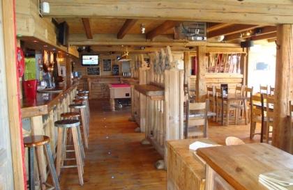 L'Olympe Café côté bar