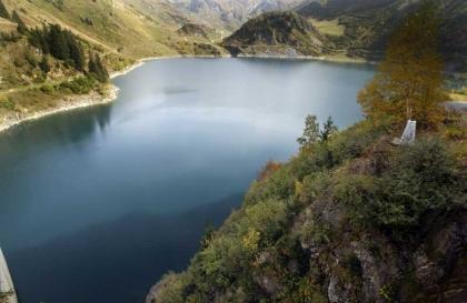 Lac de la Gitttaz