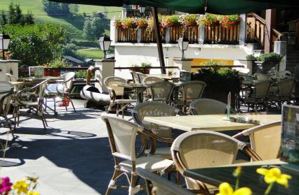 table de Joséphine-Brasserie