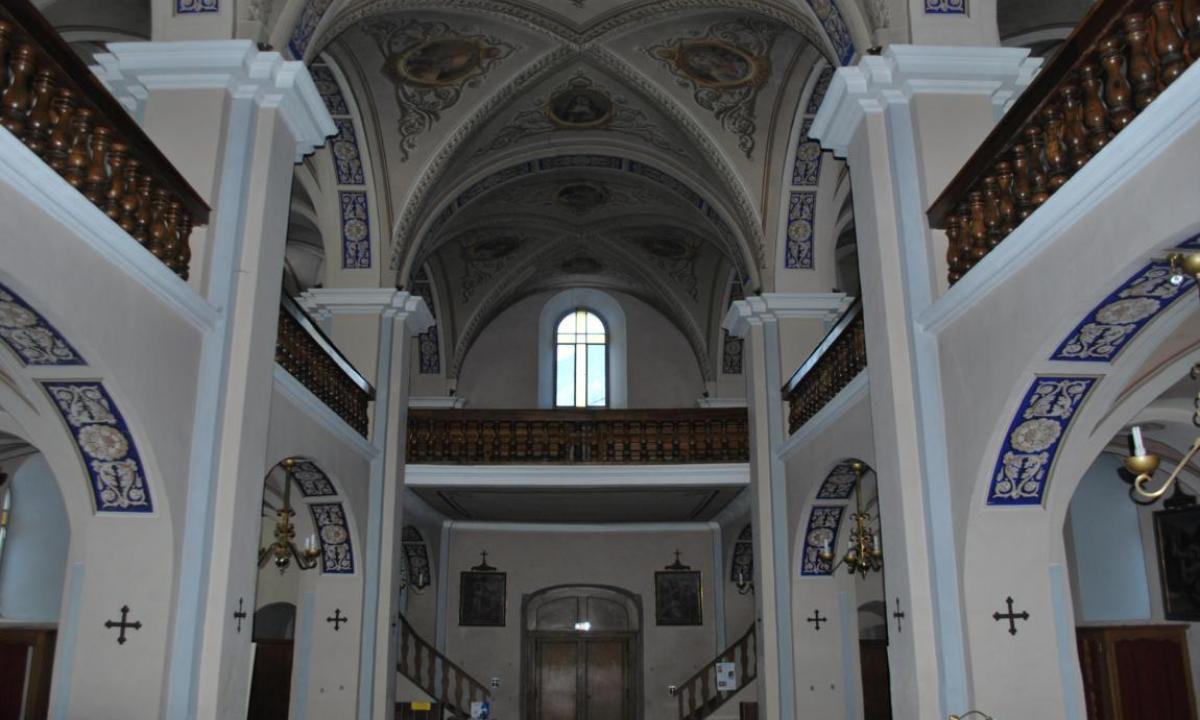 Eglise d'Arêches