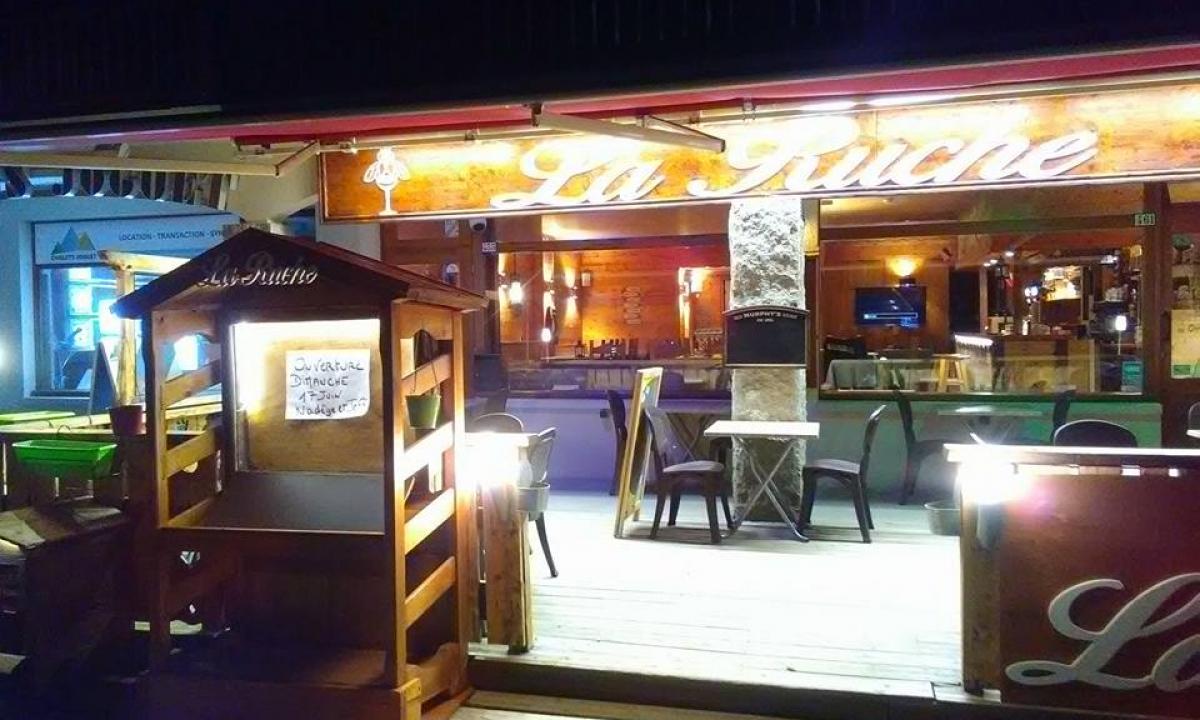 Restaurant La Ruche aux Saisies