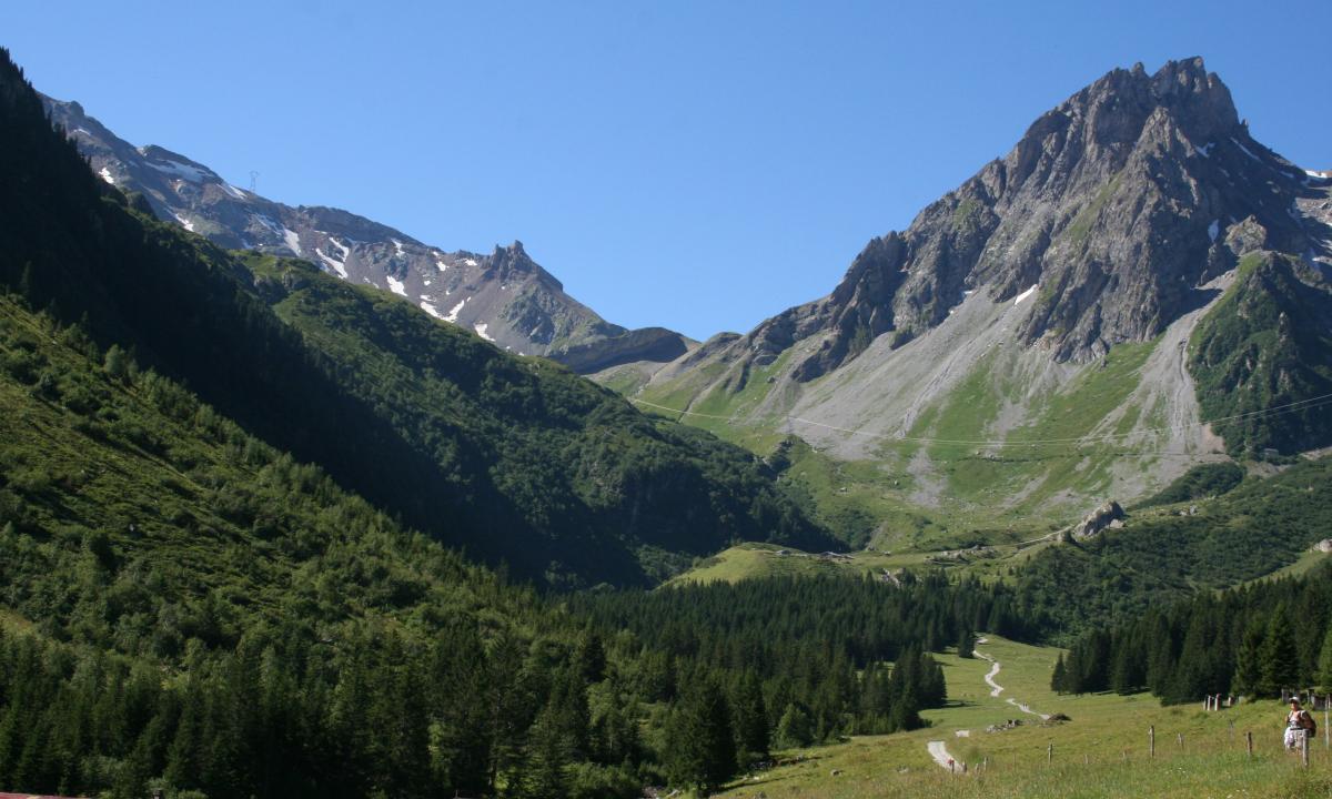 Reserve Naturelle des Contamines Montjoie