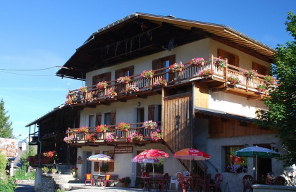 Hotel - Restaurant Pension Viallet