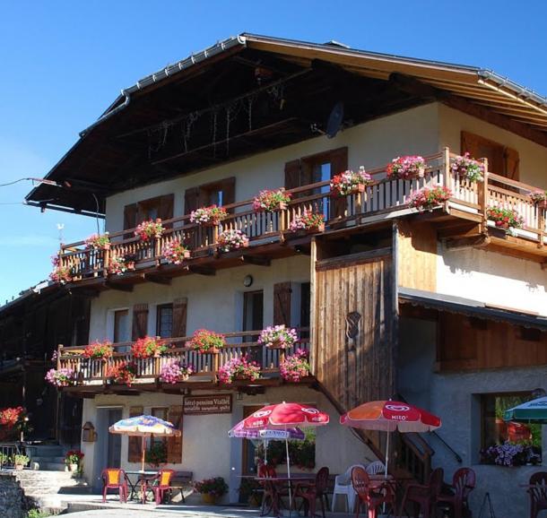 Hotel - Restaurant Pension Viallet