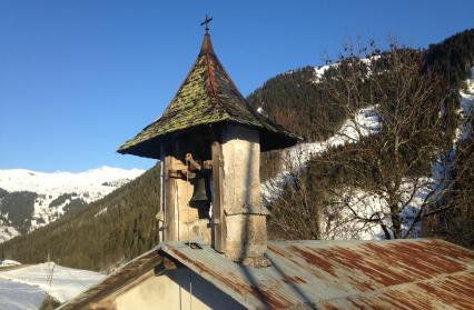 Hauteluce, chapelle des Prés