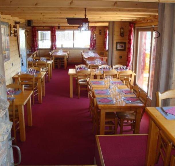 Salle restaurant la Table de l'Olympe