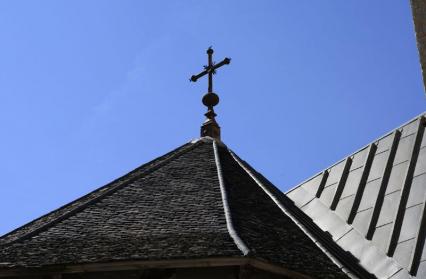 Eglise Saint d'Assyrie à Hauteluce