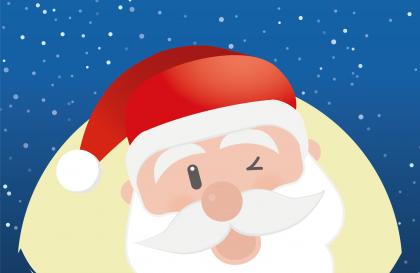 Le grand break du père Noël
