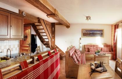 CGH Résidences & Spas - Le Hameau du Beaufortain - Appartement
