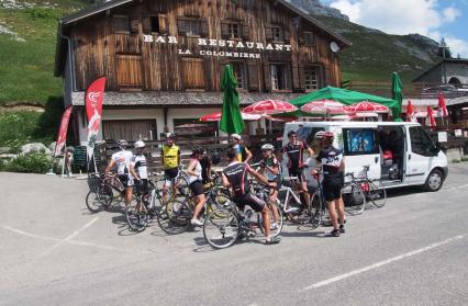 Stage vélo de route
