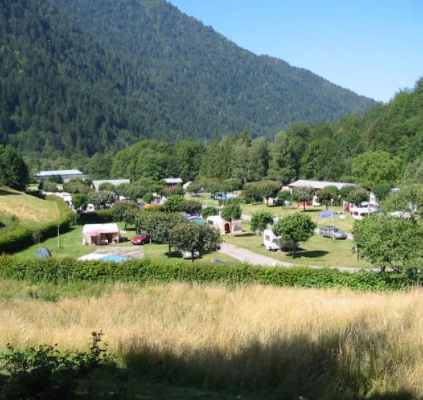 camping domelin