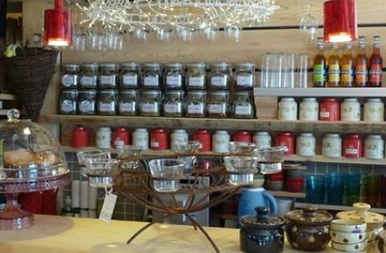 Large de choix de thès et infusions