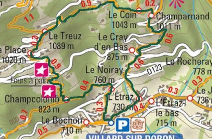 Plan - La Place