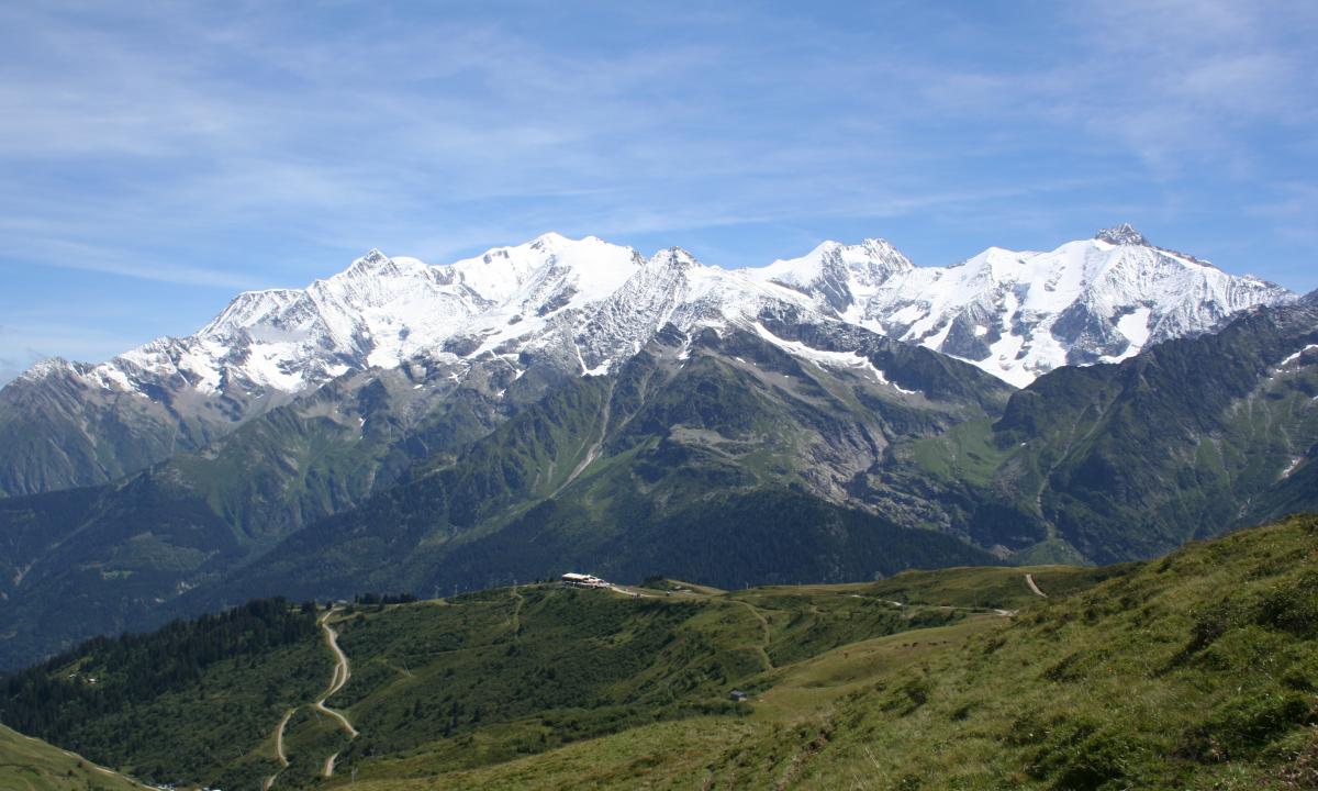 Panorama du Col du Joly
