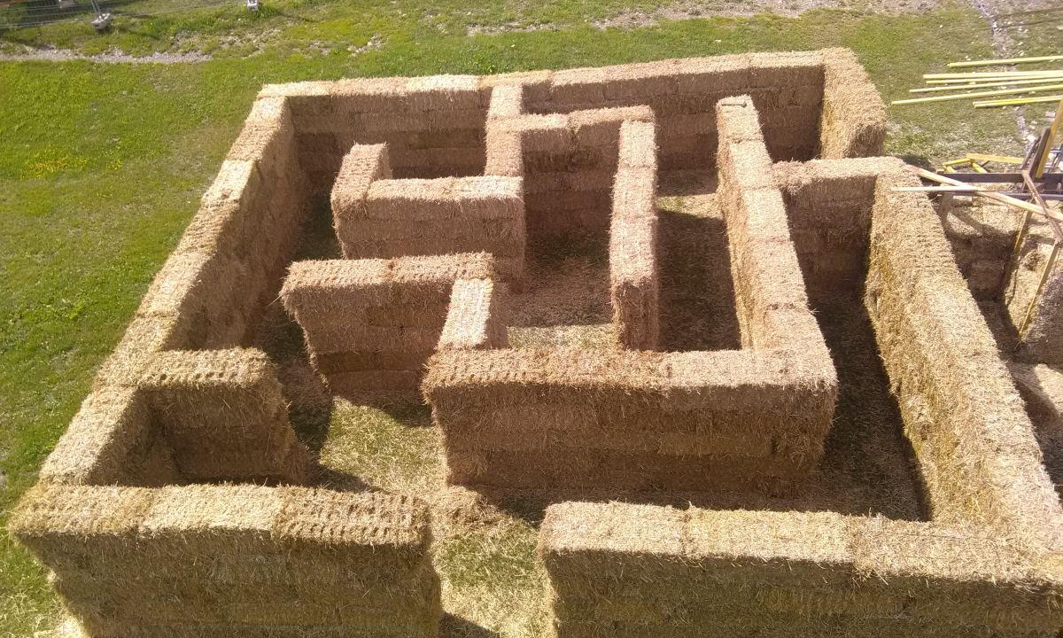 labyrinthe du grand aigle